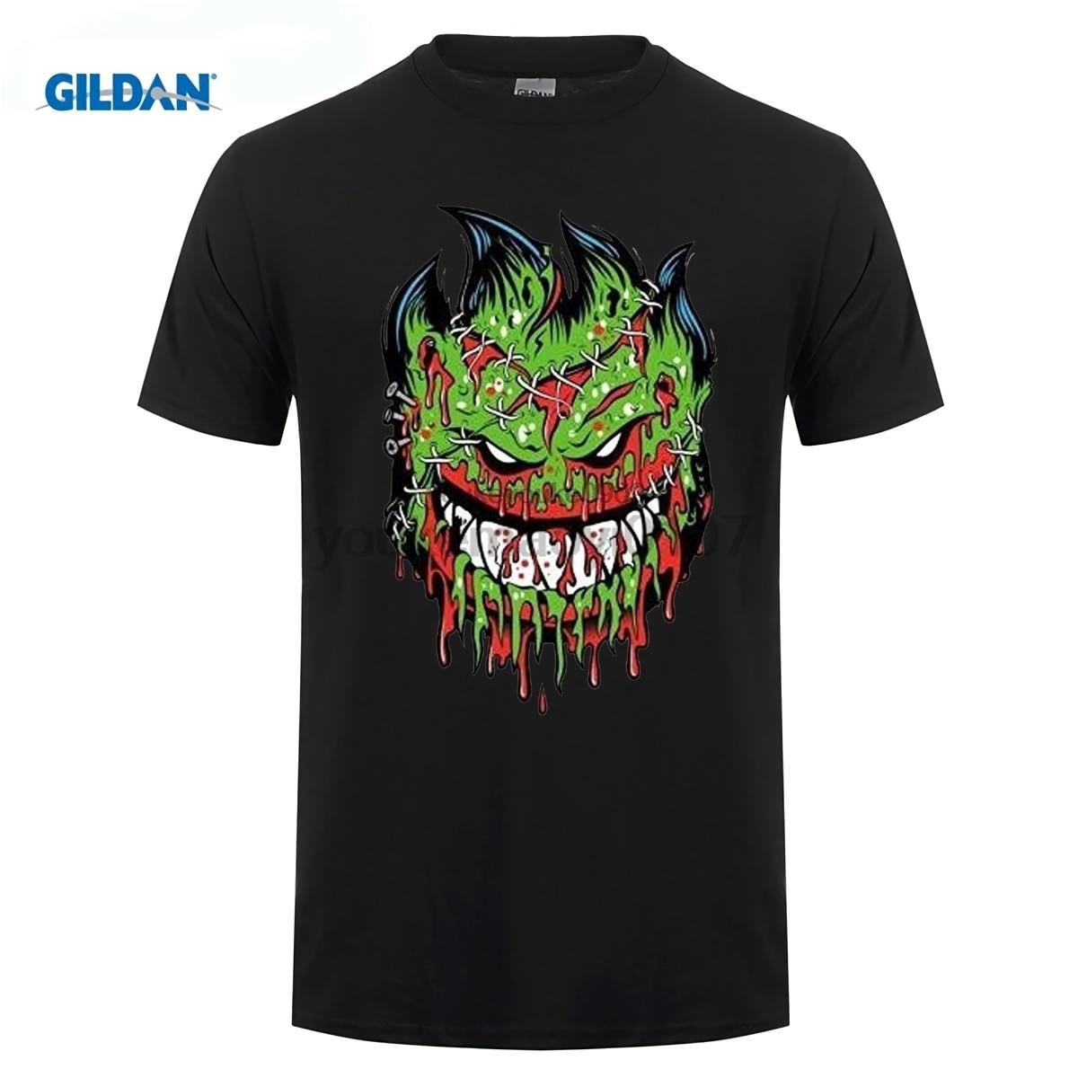 GILDAN T Shirt Fashion Gildan O-Neck Men Short Sleeve Fashion Spitfire Skate Terrible T-Shirts