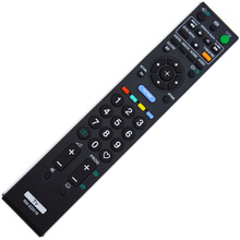 1pc Universal Remote Controller Black High Quality Replacement Control Suitable For Sony RM-ED016 LED Smart TV