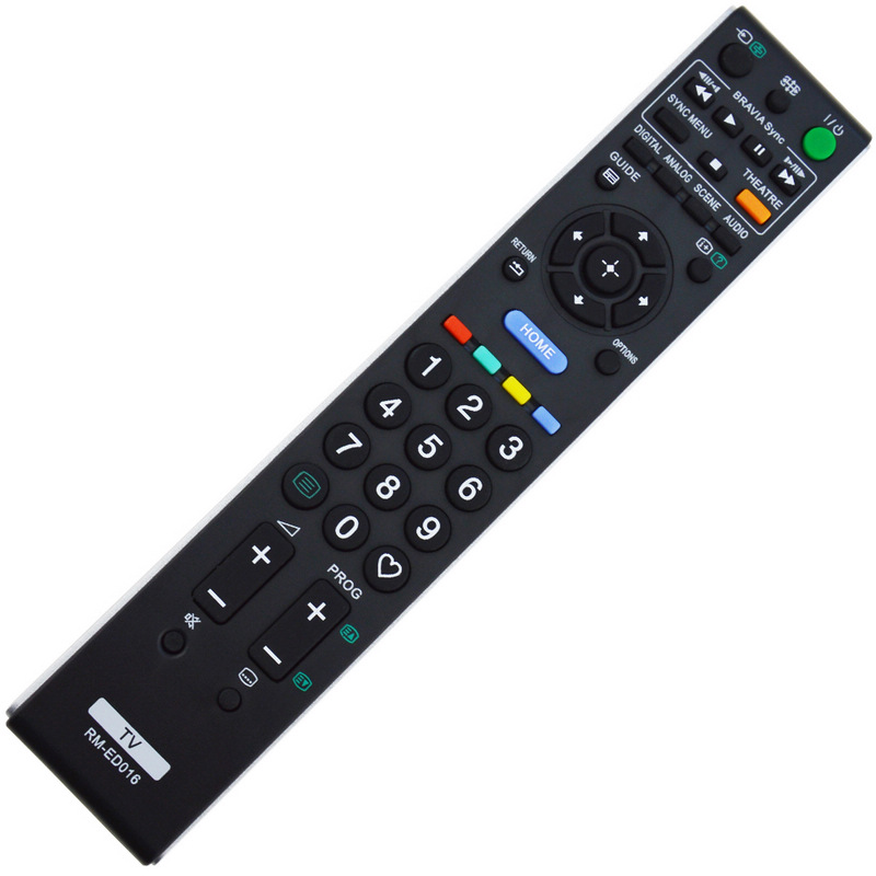 1pc Universal Remote Controller Black High Quality Replacement Remote Control Suitable For