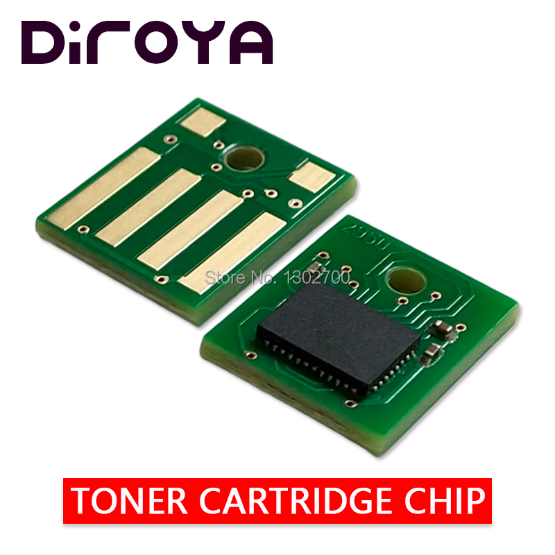 все цены на 5K Middle East/Africa 50F5H00 505H Toner Cartridge chip for lexmark MS310 MS312 MS410 MS415 MS510 MS610 MS310dn powder reset онлайн