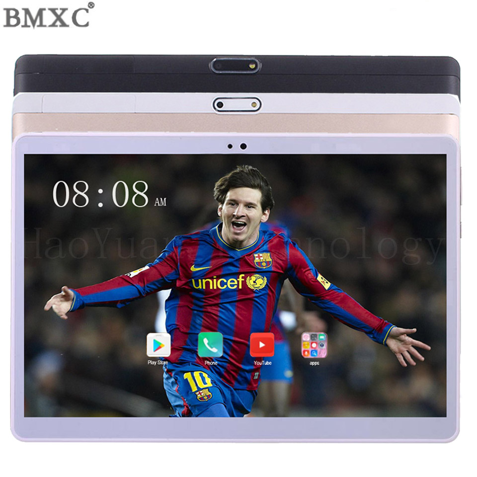 New Original brand tablet 4G phone call tablet Android 7.0 Octa/10 Core children Tablet pc 10  4g Tablet Pc 10.1 WiFi GPS