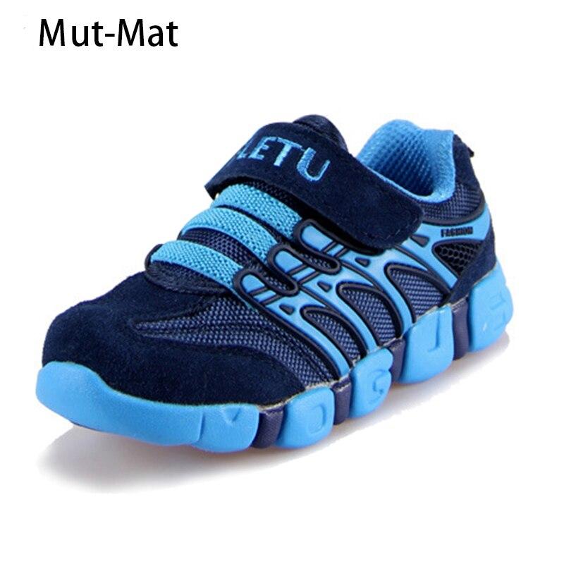 Comprare 2019 piccole scarpe di cuoio genuino della pelle bovina maschio  figlio adolescente di sport scarpe da corsa Economici Prezzo Online cf268521f8c
