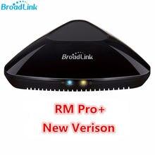 Оригинальный Broadlink RM Pro + Интеллектуальный универсальный Управление Лер WI-FI/4 г + IR + РФ дистанционного Управление по смартфон для умного дома автоматизации