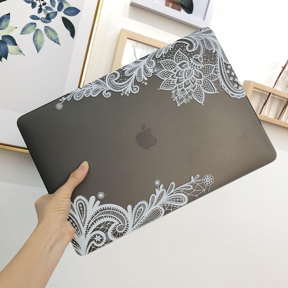 Batianda Rubberized Hard Cover Case for MacBook 46