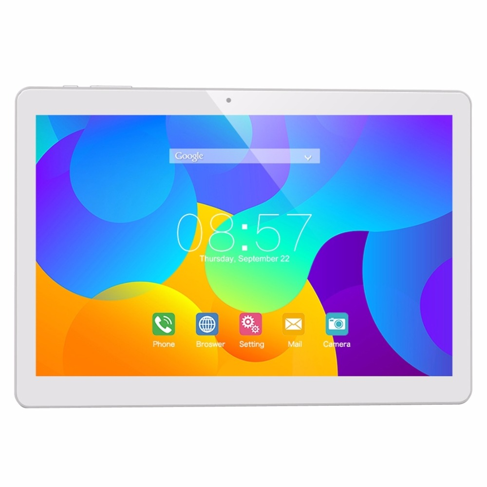 Original Cube T10 4G 10 1 inch 4G Phone Call Tablet PC Android 6 0 MTK8783