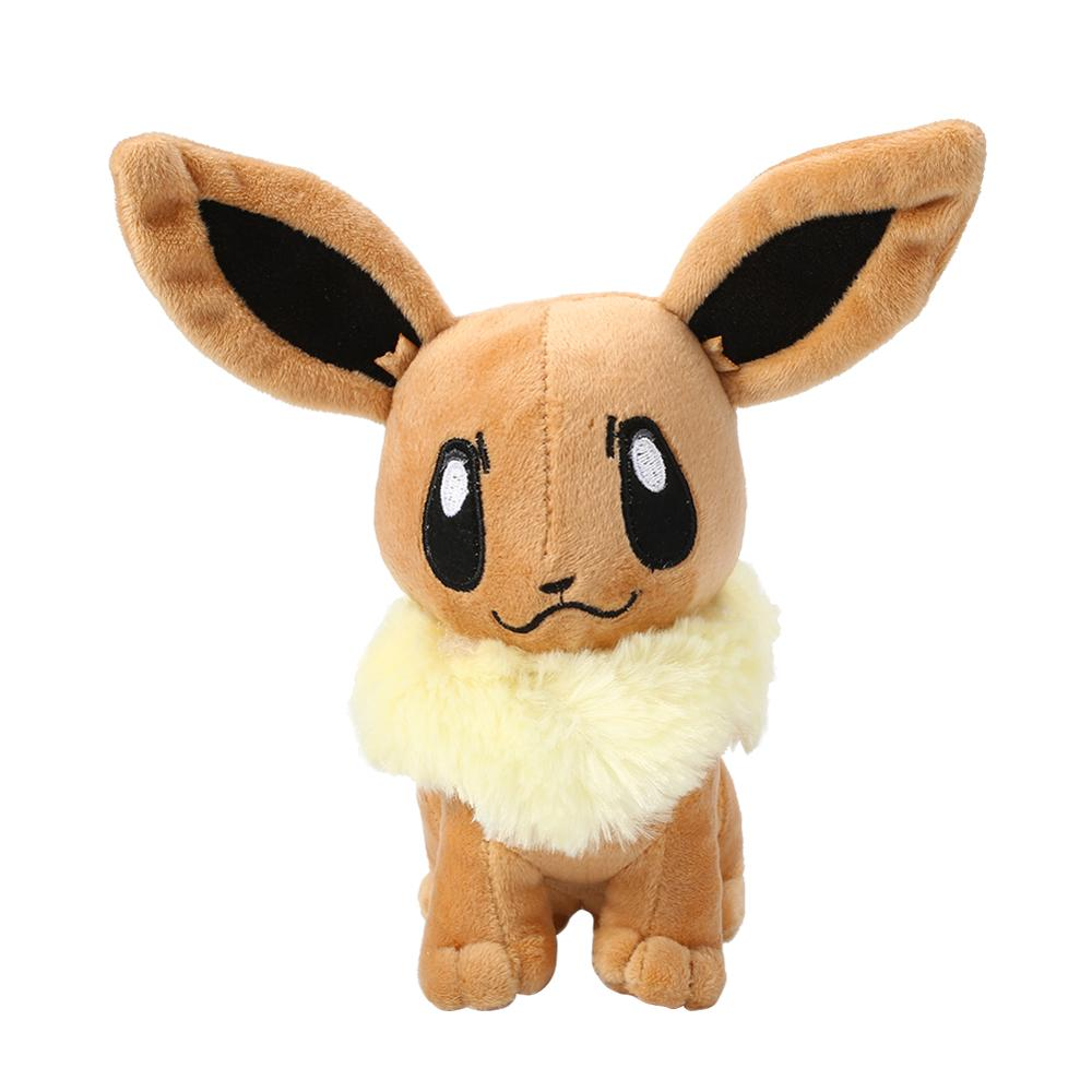 2016 Hot Sale Eevee 16cm Plush Toy For Doll Stuffed Animal Gifts Toys For Children Fans Juguetes hot sale toys 45cm pelucia hello kitty dolls toys for children girl gift baby toys plush classic toys brinquedos valentine gifts