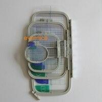 4 PCS Embroidery Hoop Set Replaces SA442 SA443 SA444 SA445 for Brother Baby Lock