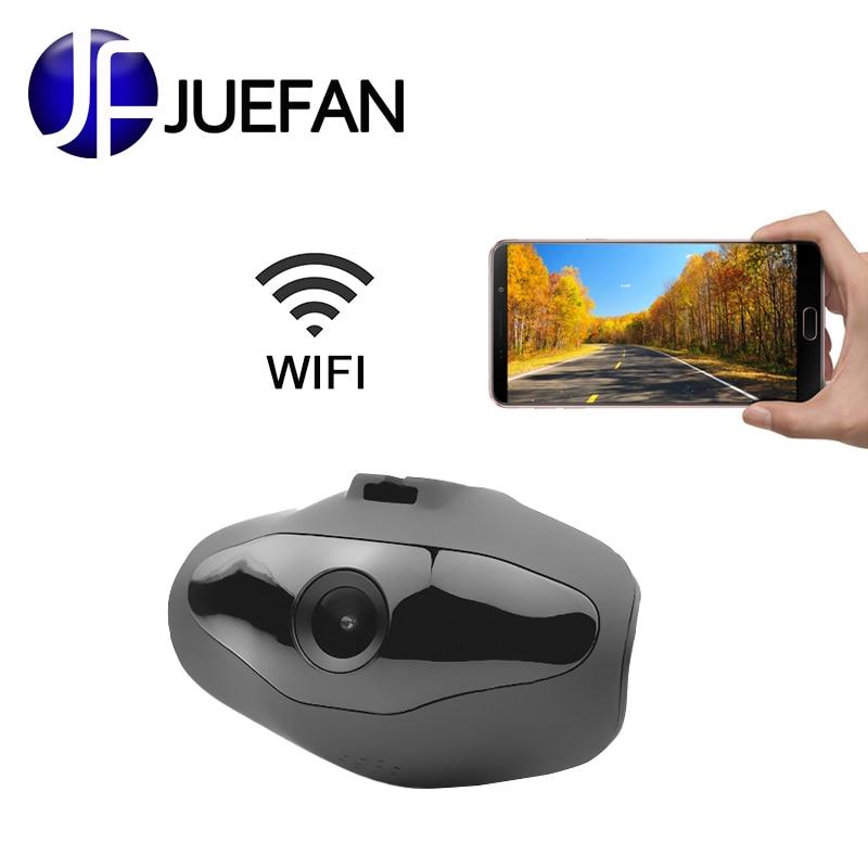 JUEFAN Wi-Fi 차량용 카메라 감지기 96658 대시 캠 비디오 - 자동차 전자