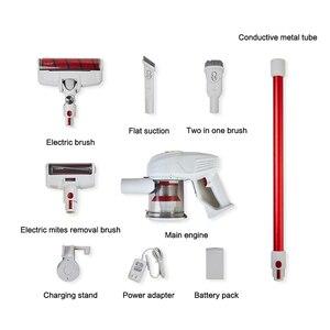 Image 5 - JIMMY JV51 aspirateur à main sans fil pour la maison Portable sans fil 115AW tapis daspiration balayage propre dépoussiéreur