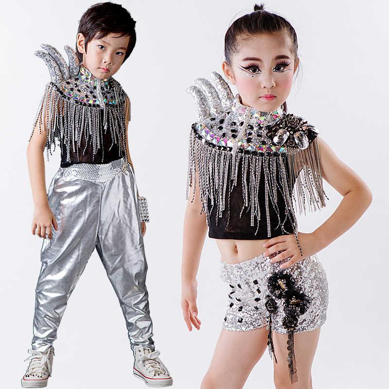 96a579463fa22 Detail Feedback Questions about Children Sequin Modern Jazz Dance ...