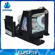 Lâmpada do projetor lâmpada de Substituição ELPLP19 Snlamp para EMP-52 EMP-52C PowerLite 30c.