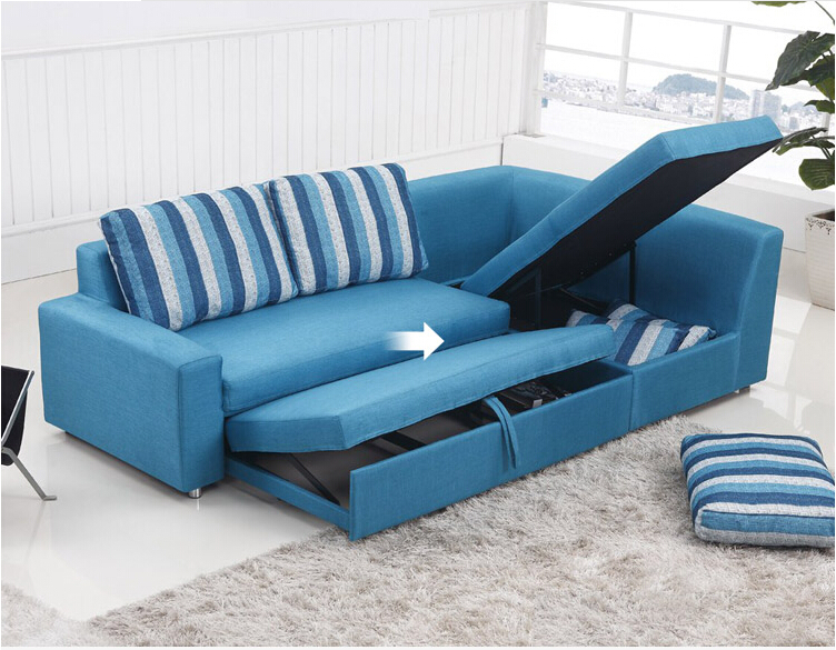 Morden Sofa Bed Office Three Seats Fabric Corner In Sofas From Furniture On Aliexpress Alibaba Group