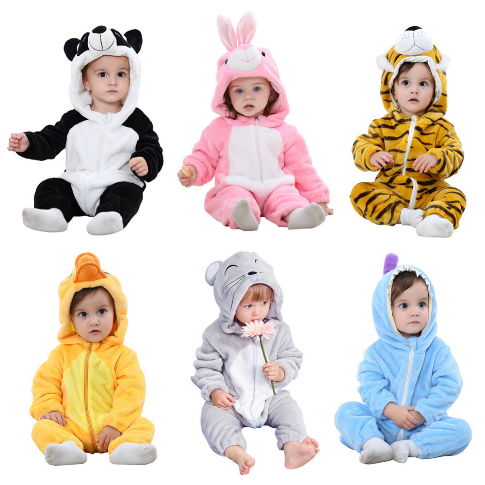 358778ee717fb 2019 Fashion Newborn Baby Rompers Toddler Infant Baby Boys Romper ...