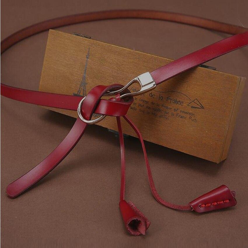 Sm de78284 fur damenmode taille riemen aus echtem leder for Ebay templates for sale