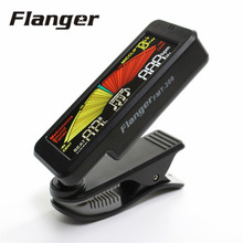 Flander Guitar Tuner Screen Digital Tuner With Clip Three In One On Design For Chromatic Guitar Bass Ukulele Violin MT-209