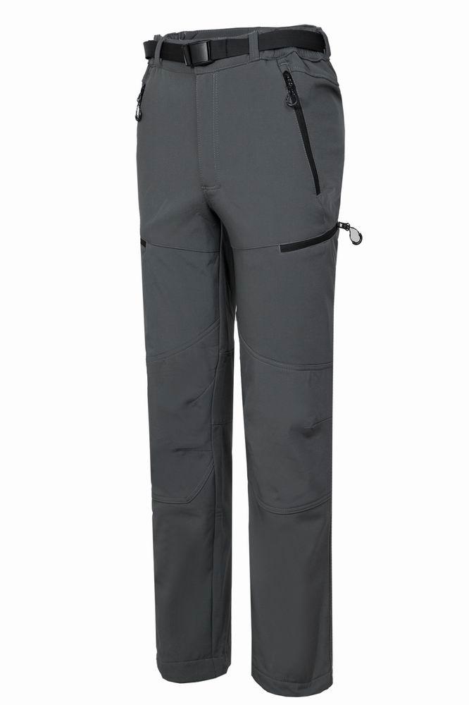 New Warm Winter Men Soft Shell Pants Waterproof Pants Fleece Windproof Skiing Trousers 1800