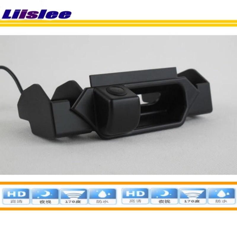 Liislee For Suzuki SX4 Hatchback 2006 2014 Car Rear View font b Camera b font HD