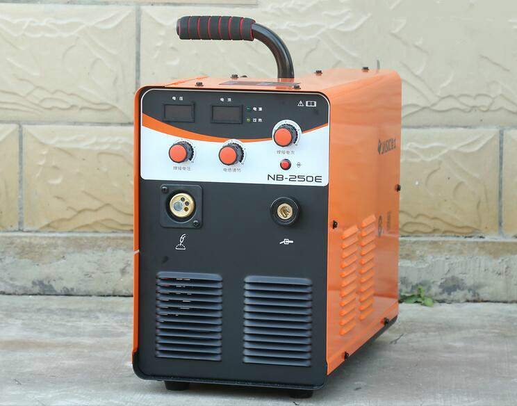 220V Jasic single phase IGBT MIG welding machine NB-250E 220v single phase igbt co2 mig welding machine nb 250e