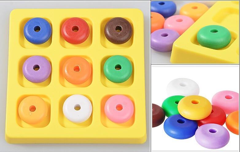 Kalite IQ Mantık Bulmaca Oyunu Zihin Zeka Eğitici Bulmacalar - Oyunlar ve Bulmacalar - Fotoğraf 3