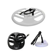 15 coil for T2  teknetics  underground metal detector wholesale ground gold detector t2 white coil metal detector accessories 15 inch coil free shipping