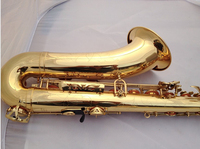 OEM YTS 475 Tenor Saxophone B Music Instrument High Quality Saxophone Gold Lacquer Professional Edition Top Voice Free