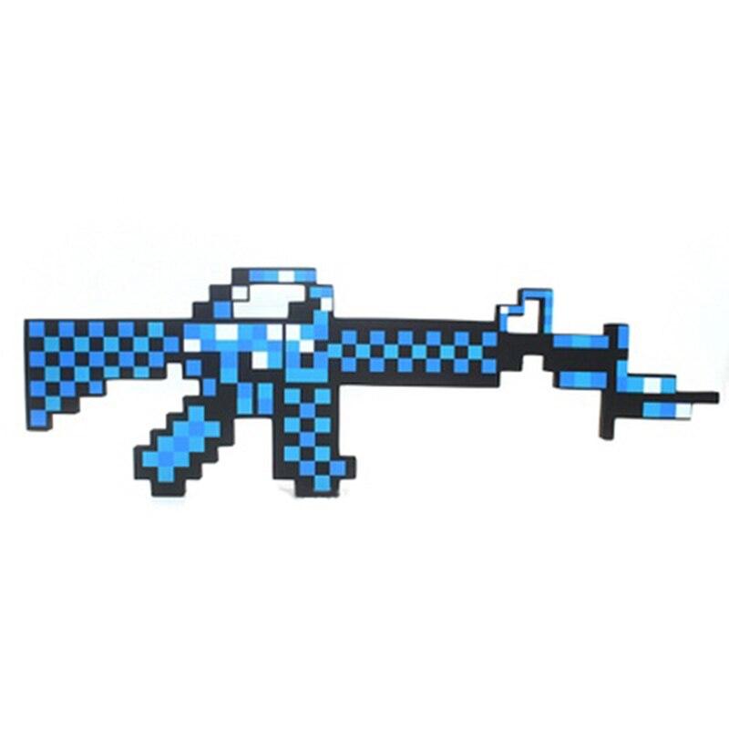 Brinquedos com espada arma eva, modelo de brinquedos, jogo de eva, figuras de ação, brinquedos para crianças, presentes de natal