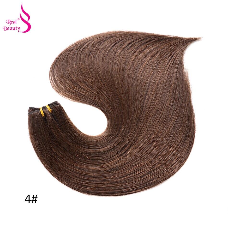 Real beleza brasileira cabelo reto 613 pacotes