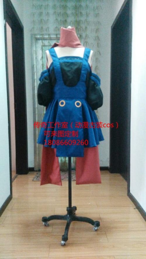 4aed14f9eb3 2016 новое поступление приключения Джоджо Elizabeth Joestar Lisa Косплэй  костюм аниме платье