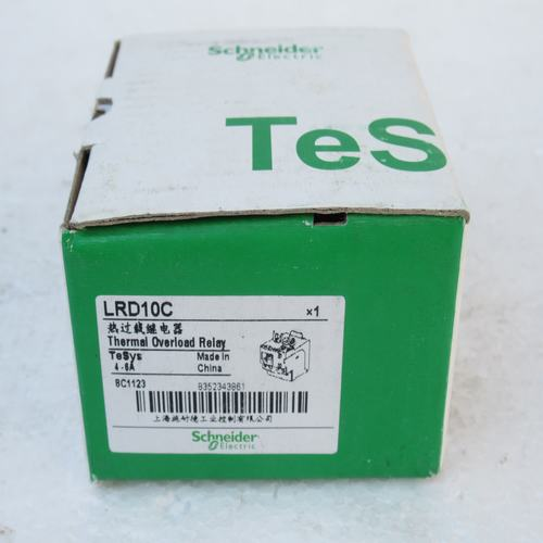 * New Thermal Overload Relay LRD10C
