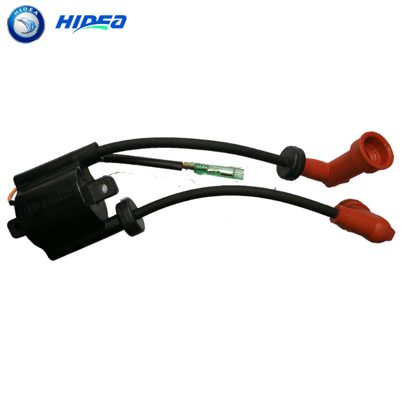 Ignition Coil Hidea F9.9 4 Stoke 9.9HP For YMH 680-85570-02-00 Outboard Engine