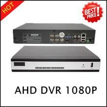 ElitePB Home surveillance 4ch 8ch DVR HD AHD 1080P security CCTV DVR recorder HDMI Onvif Remote Access AHD DVR NVR
