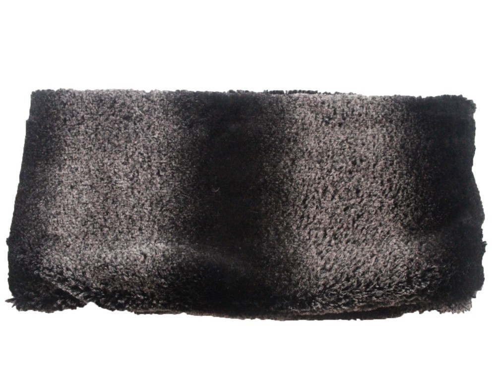 Mix Black Fur Infinity Scarf | Neck Scarves | Up to 60% Off Now
