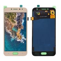 Adjust Brightness J250 LCD Screen For Samsung Galaxy J2 Pro 2018 J250 J250F J250H LCD Display Touch Screen Digitizer Assembly
