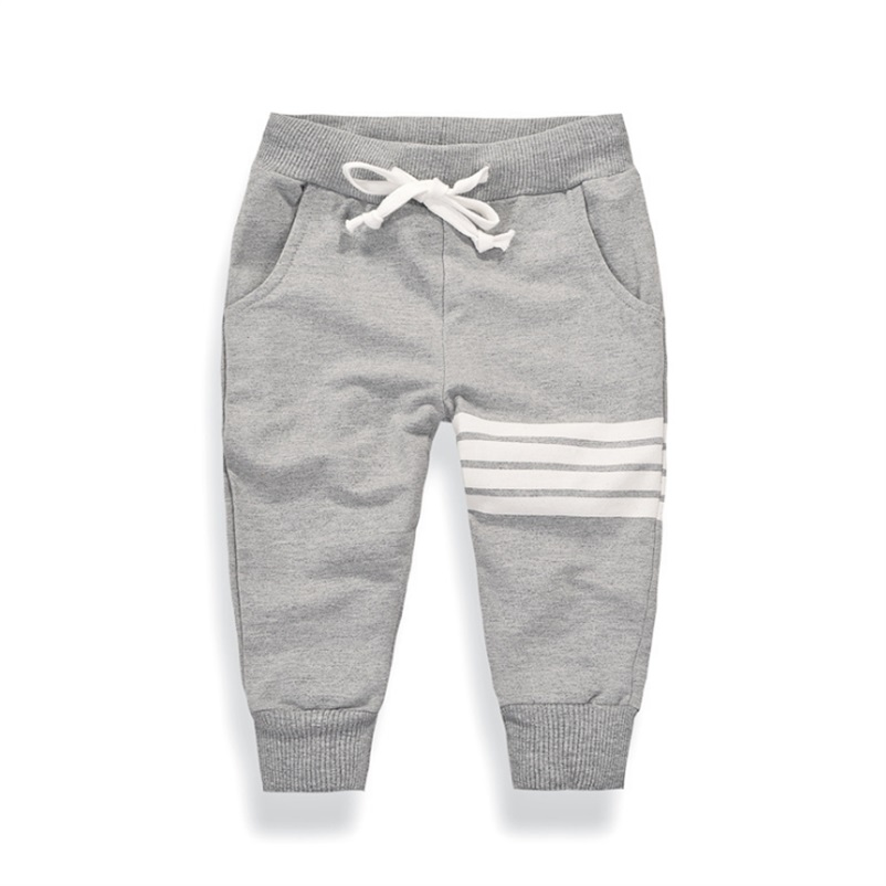 Hot Sale Spring and Autumn Casual Kids Boys Clothing Pants Long Boys Girls Trousers Sports Child Clothes Harem Pants autumn winter korean baby boys pants cotton boys casual long trousers kids stripe clothing harem pants elastic waist jogger pant