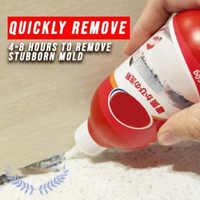 Household Mold Remover Gel tile cleaner floor wall fungicide detergent high efficiency antibacterial gel for Kitchen&Bathroom