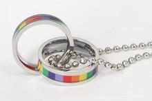 Rainbow Necklaces & Pendants