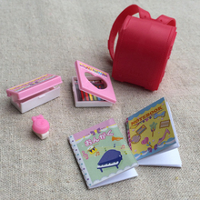 Blythe Doll School Bag + Stationery Kit