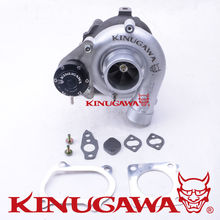 Kinugawa Turbocharger T*YOTA SUPRA 3SGTE 7MGTE CT26 Upgrade w/ Garrett 60-1 450P #301-02052-002