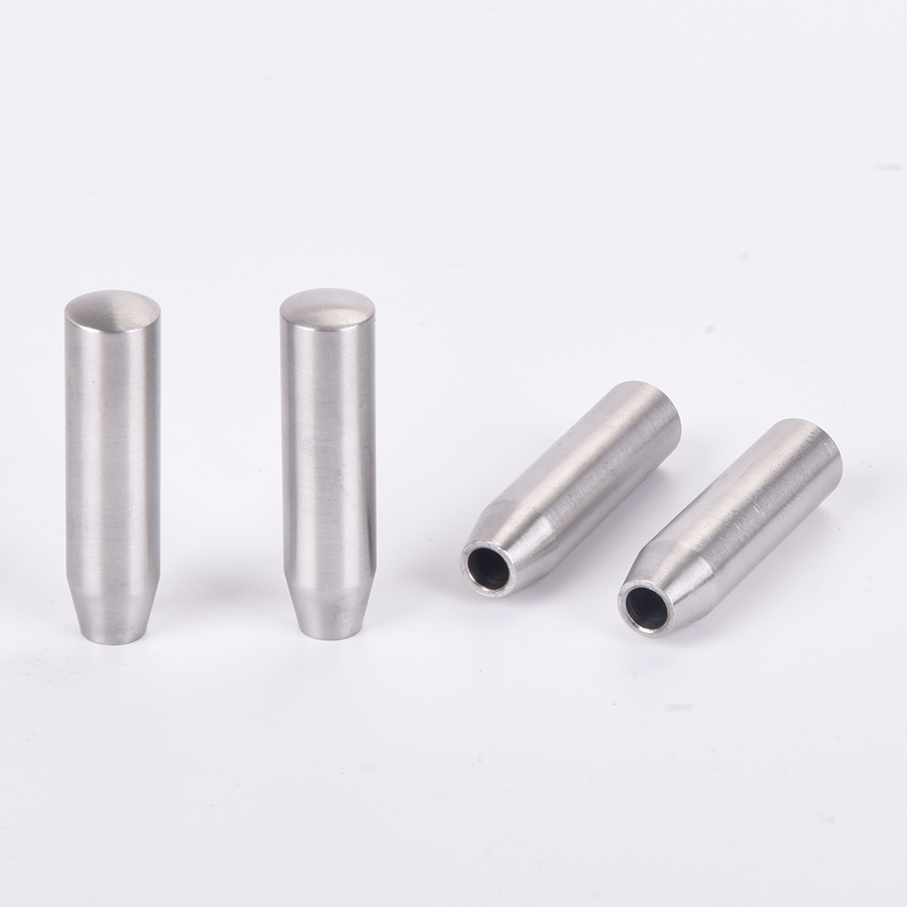 4pcs for mercedes benz amg stainless metal screw door lock for Mercedes benz door lock pins