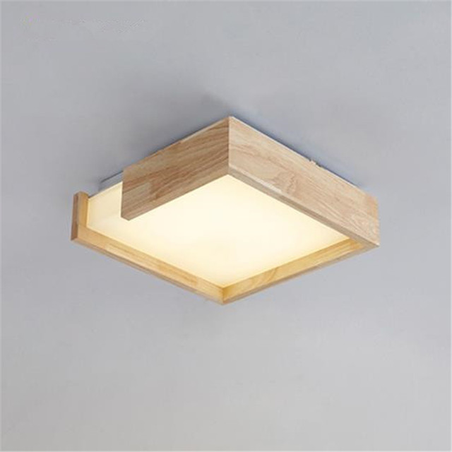 Online shop japanese simple led solid wood living room ceiling light japanese simple led solid wood living room ceiling light bedroom ceiling lamp kids lights free shipping aloadofball Gallery