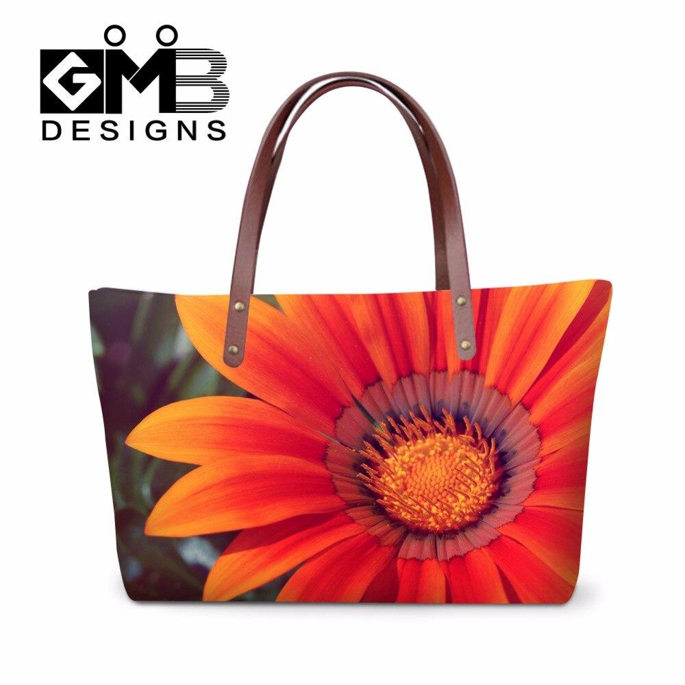 Designer Floral Women Handbags Big Tote Bag for Teen Girls Large Flower Shoulder Bags Lady Classic Messenger bag Summer Hand Bag