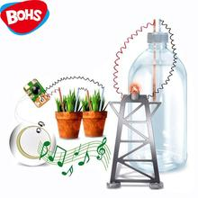 BOHS Battery Power Generation Experiment Electricity Circuit Physics Diy Science and Nature Toys, with English Instruction(China)