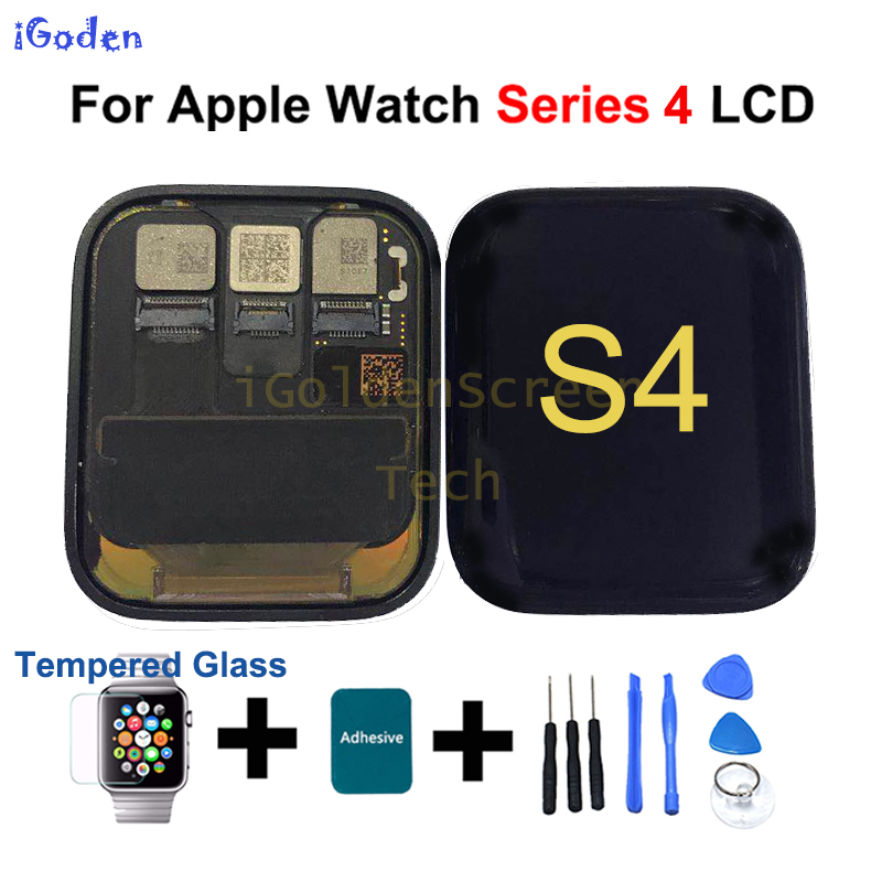 For Apple Watch Series 4 LCD Display Touch Screen Digitizer 40mm 44mm Replacement For Apple watch