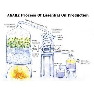 Image 3 - AKARZ Famoso di marca naturale aromaterapia olio essenziale di sandalo mal di gola Bronchiti Miglioramento urinario la funzione sessuale