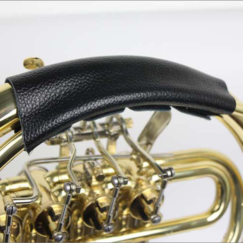 French Horn Leather Hand Guard Brass Instrument Accessories