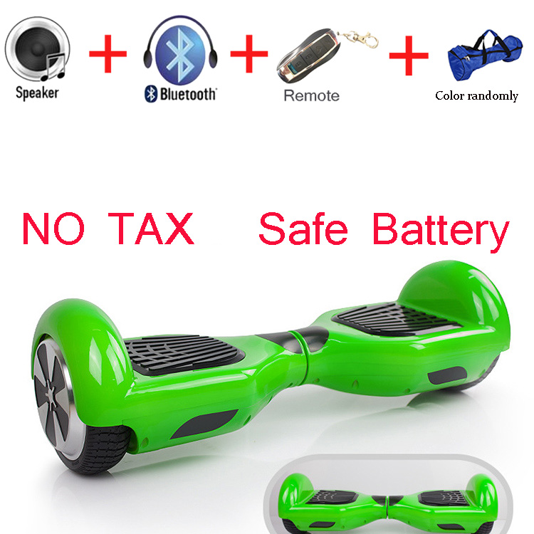 NO TAX Dual motherboard speed limiter 2016 Innovation hot selling product smart self balancing scooter hoverboard electric