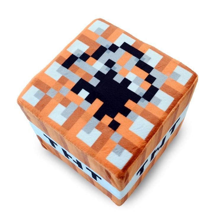 Neue Ankunft Minecraft TNT Plüschtier Puppe Cm Minecraft TNT - Minecraft tnt spielen