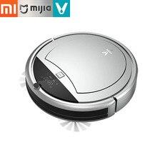 2018 Xiaomi Viomi робот-пылесос для дома автоматическая подметальная пыль Smart запланированная с App пульт дистанционного управления и Автозарядка