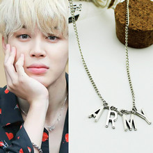 BTS (Bangtan Boys) ARMY Pendant & Necklace