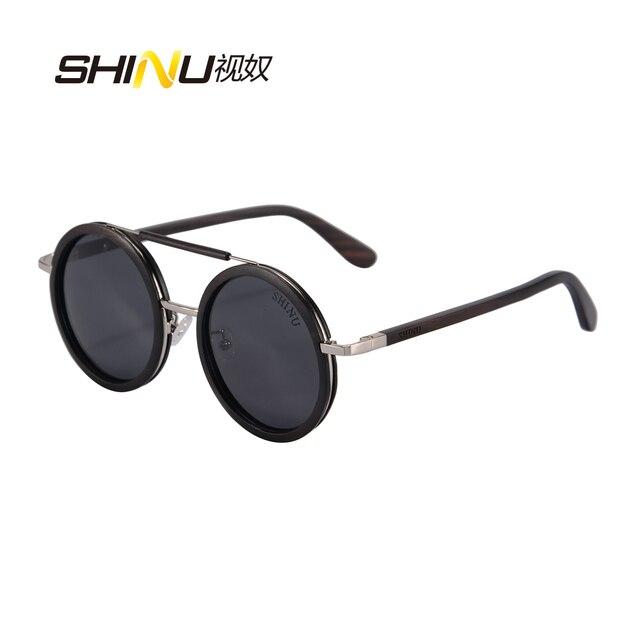 31ebd2f3c06 Retro Vintage Round Wooden Sunglasses Women Polarized Driving Glasses  Oculos De Sol Feminino UV400 Protection Summer Eyewear